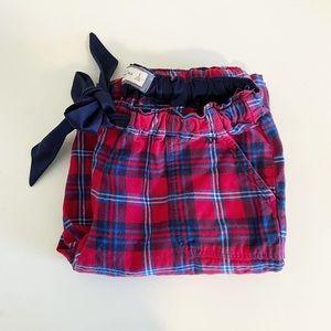 Abercrombie & Fitch plaid pajama bottoms